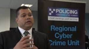 Cyber crime – don't take our word for it